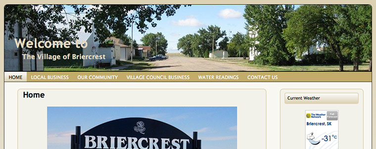 Village of Briercrest